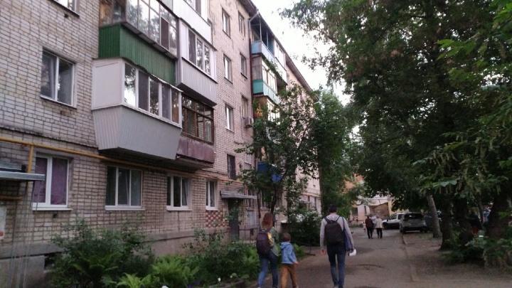 Застройщики рассказали, как хотят переделать 5-этажку на Аксакова в 9-этажку
