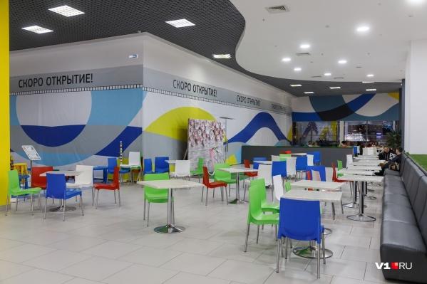 Кажется, с 12 июля в Волгограде кафе и рестораны будут выглядеть именно так