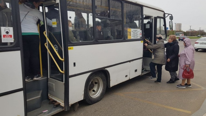 В Новороссийске маршрутчики решили повысить стоимость проезда. Власти не согласны