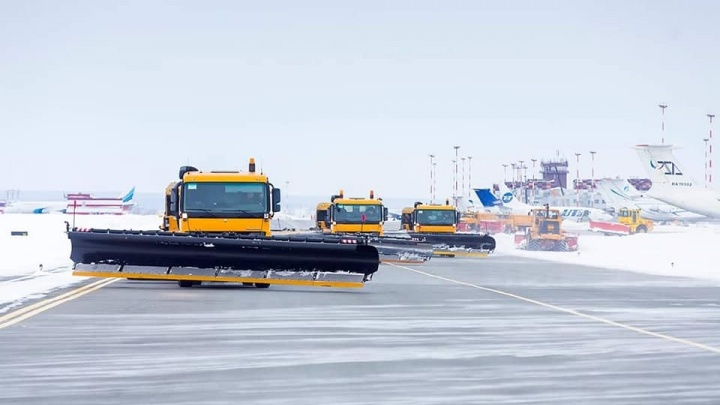 В аэропорту Уфы снова изменили схему движения и правила парковки