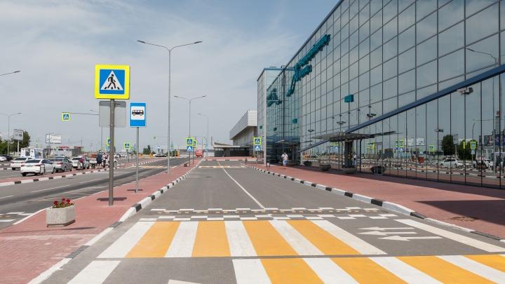 Аэропорт Волгограда решил потратить 23 миллиона на повторную реконструкцию привокзальной площади