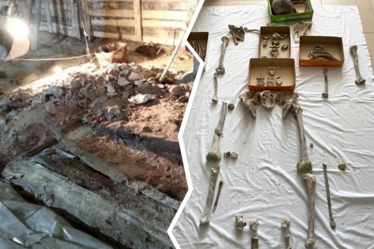 Летом специалисты отмечали, что захоронению около 50 лет, а может, и больше. Но Текутьев умер в 1916 году, то есть более 100 лет назад