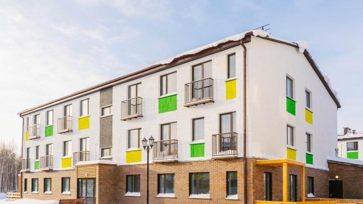 Таких цен уже не будет: недалеко от площади Калинина продают квартиры от 1621500рублей