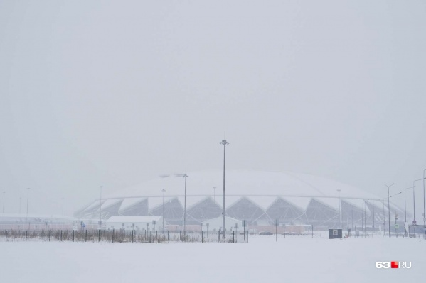 Сейчас власти обдумывают план развития территории около стадиона