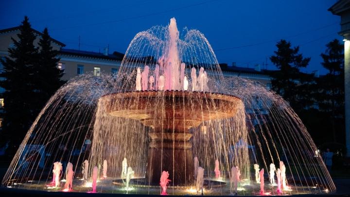 В мэрии Кемерова рассказали, когда в городе начнется отключение фонтанов