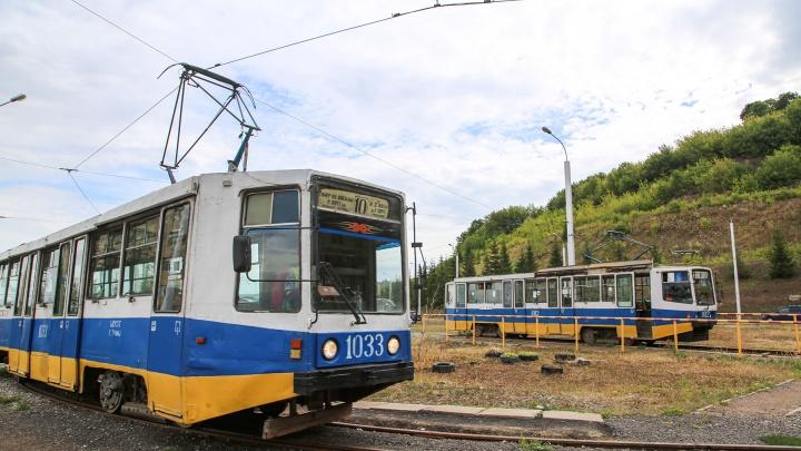 «К нам приковано всё внимание»: как решили проблему с трамваями и троллейбусами в Уфе