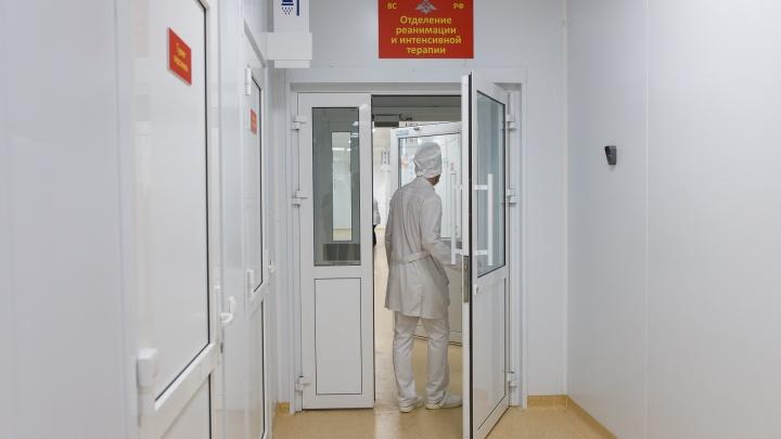 Хроника борьбы с COVID-19: за сутки в Волгограде и области 382 заболевших, 23 умерших