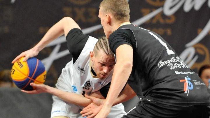 Чемпионат России по баскетболу 3х3 пройдет на «Заводе Шпагина»