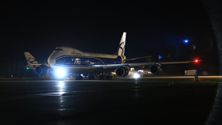 Самолет, вылетевший из Красноярска, вернулся в аэропорт. Экипаж заподозрил техническую неисправность