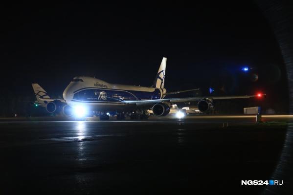 Самолет проверят на технические неисправности