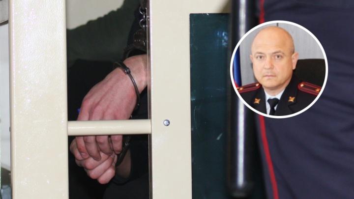 В Самаре снова арестовали начальника городской полиции