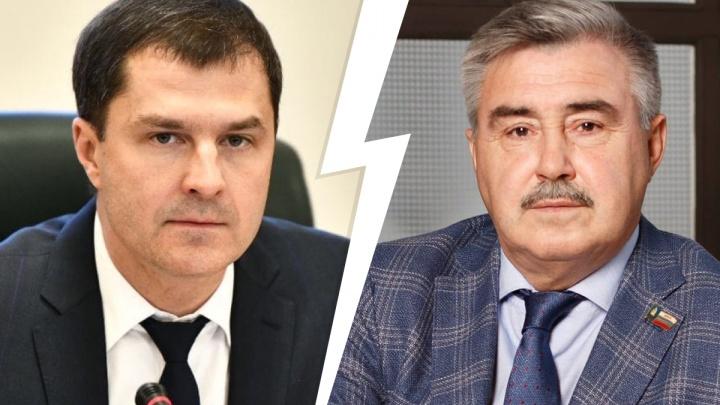 «Всплывут интересные вещи»: в Ярославле мэр города подал в суд на депутата муниципалитета