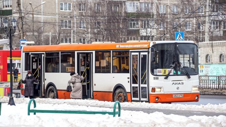 Нижегородский Минтранс проверил работу транспорта. Чиновники не согласны с жалобами горожан