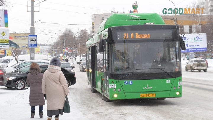 Крупнейший перевозчик Екатеринбурга отменил конкурс на приобретение 58 газовых автобусов