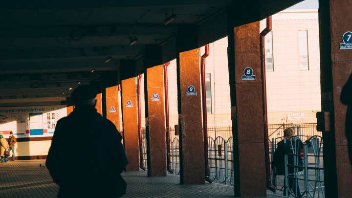 Омский автовокзал приостановил онлайн-продажу билетов