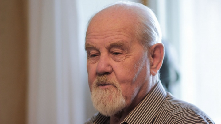 На 92-м году жизни умер пермский художник Константин Собакин