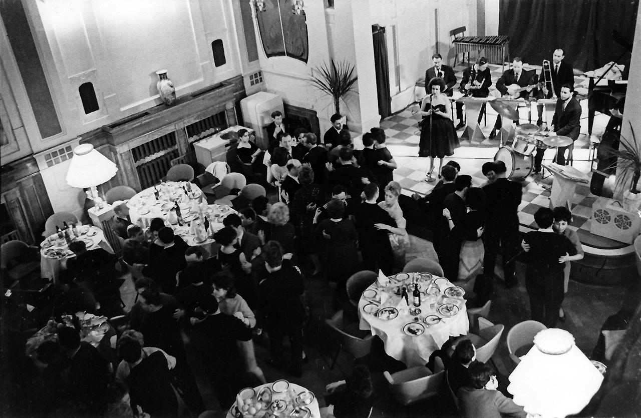 ресторан«Европа». 1964 год