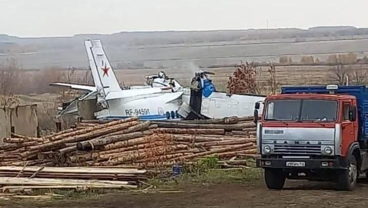 Президент Татарстана назвал причину крушения самолета в Мензелинске