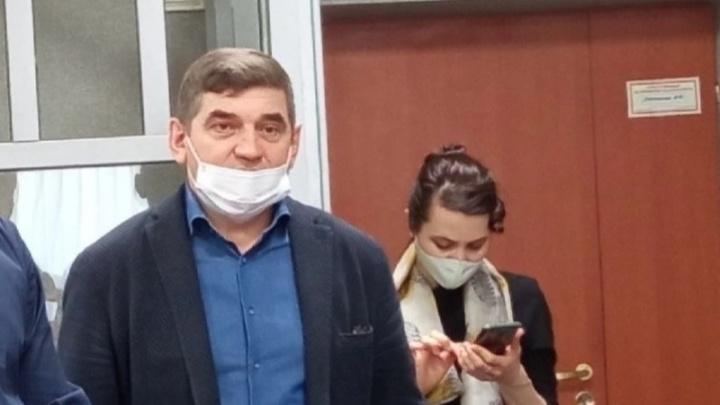 Экс-главу УКС Пермского края будут судить из-за недостроенной поликлиники в Кировском районе