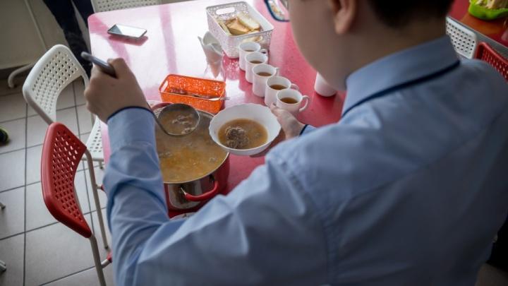 В Кургане вновь хотят увеличить стоимость бесплатных обедов в школах