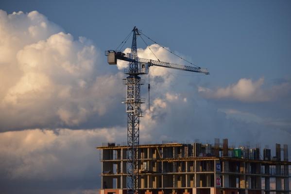 Строительство высотного дома в Советском районе расконсервируют