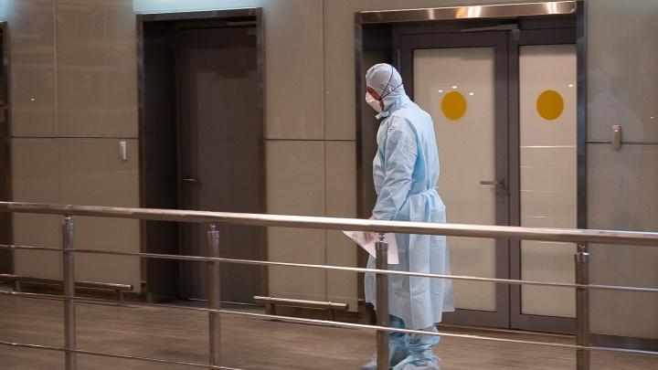 Главный инфекционист Ростовской области рассказала о врачах, заболевших COVID-19 после вакцинации
