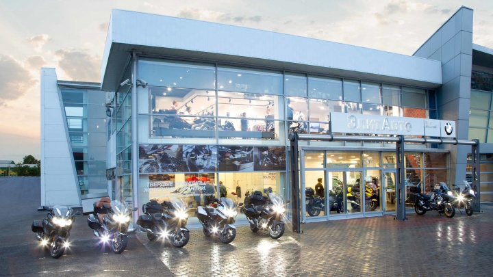 Записаться на тест-райд и арендовать мотоцикл BMW в «ЭлитАвто» теперь можно через мобильное приложение