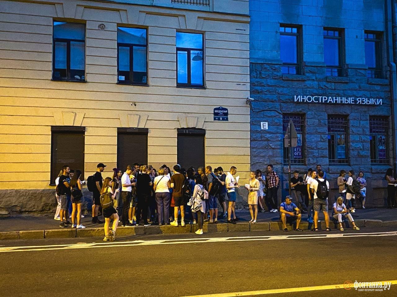 автор фото Мария Долбиш / «Фонтанка.ру»