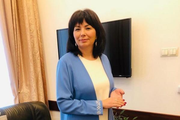 С 17 марта Гюзель Насырова была временно исполняющей обязанности главы Иглинского района