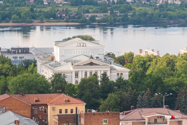 У Пермского театра оперы и балета появится свой фонд поддержки