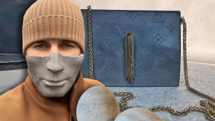 Сумка «Луи Беттон» — не путать с Louis Vuitton: суровые челябинские аксессуары показали в шоу на ТНТ