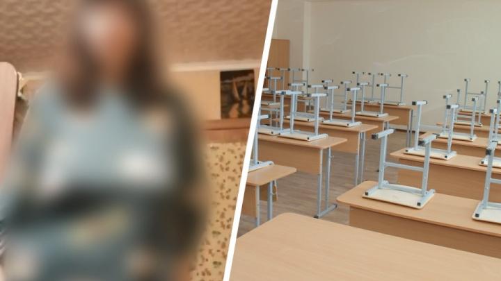 На учительницу из Татарского района возбудили уголовное дело за обнаженное видео