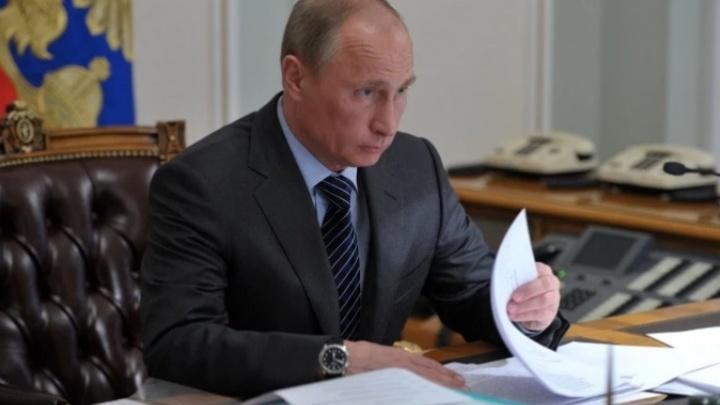 Путин наградил замминистра и тракториста из Новосибирской области