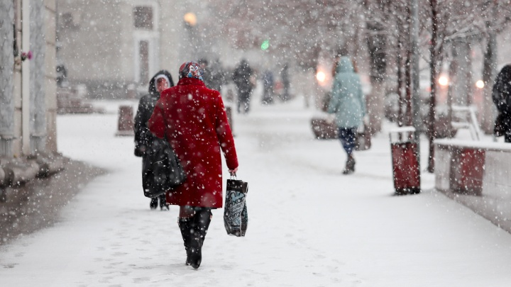 Скользко и снежно. Какую погоду ждать Ростову в День защитника Отечества