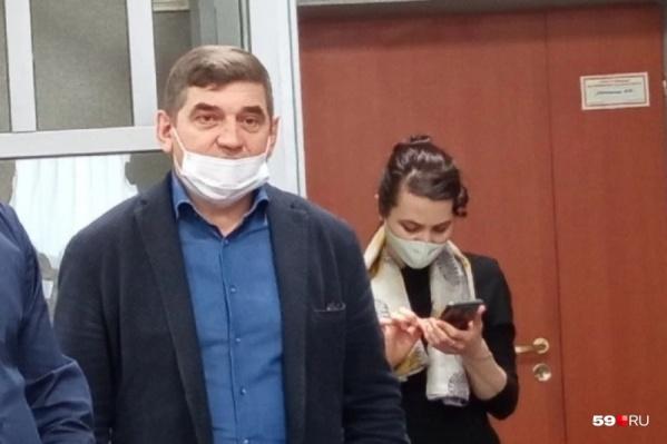 Дмитрий Левинский — фигурант нескольких уголовных дел