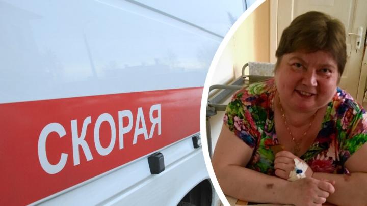 «Как выживать»? Архангелогородка с тяжелой астмой не смогла вызвать врача в праздничные дни