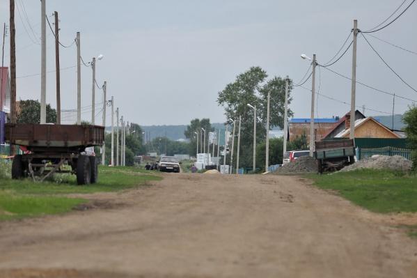 Помимо Мокроусовского в Зауралье насчитывается еще 8 округов