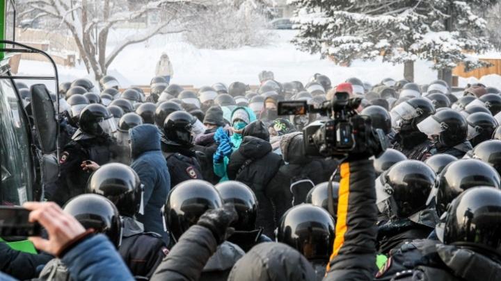 «Попрекали сбором денег на штрафы»: основателя сообщества «Красноярск.Небо» признали участником январского митинга