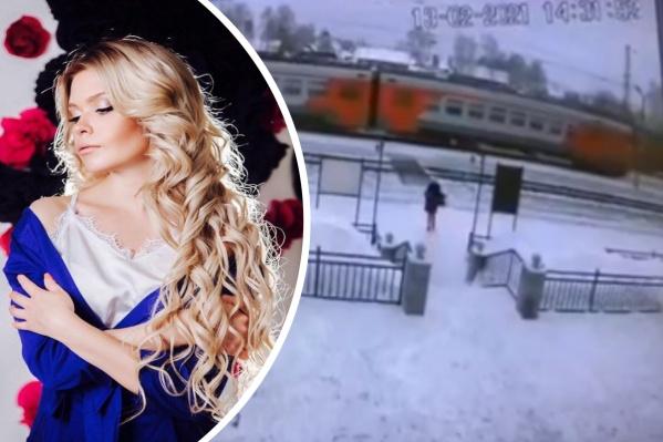 В Билимбае похоронили девушку, трагически погибшую от удара локомотива