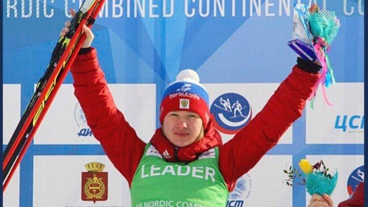 Спортсменка из Прикамья получила серебро на Континентальном Кубке по лыжному двоеборью