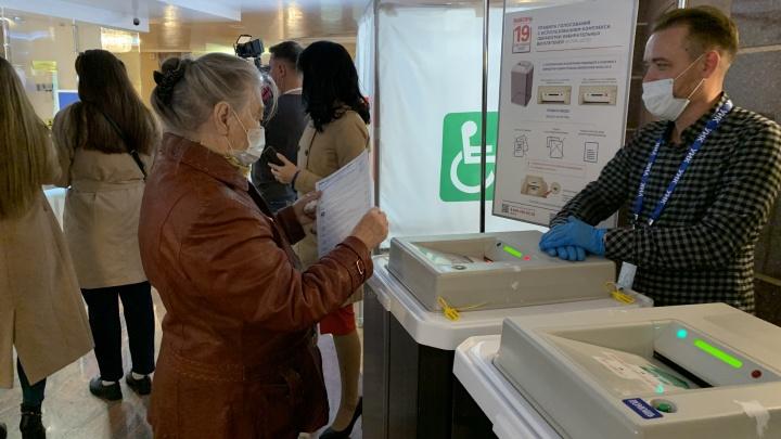 Председатель ТИК Сургута Светлана Гаранина рассказала о ходе выборов