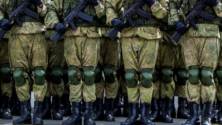 Солдат-срочник ушел с территории полигона Мулино и не вернулся