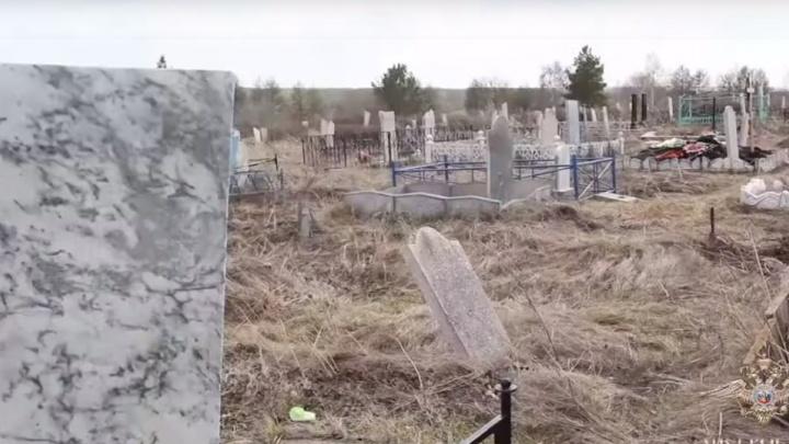 В Башкирии арестовали ритуальщика, который наживался на памятниках для ветеранов ВОВ
