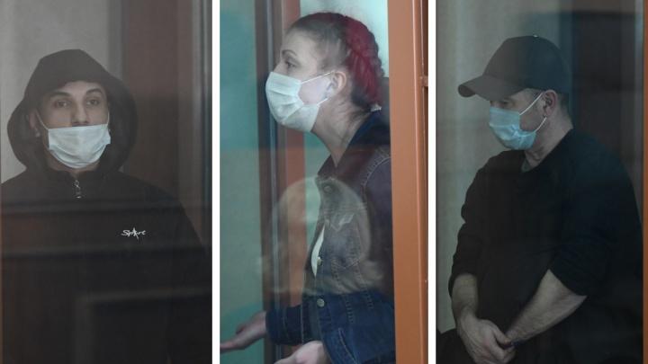 Дело убийц Ксении Каторгиной рассмотрит суд в Санкт-Петербурге