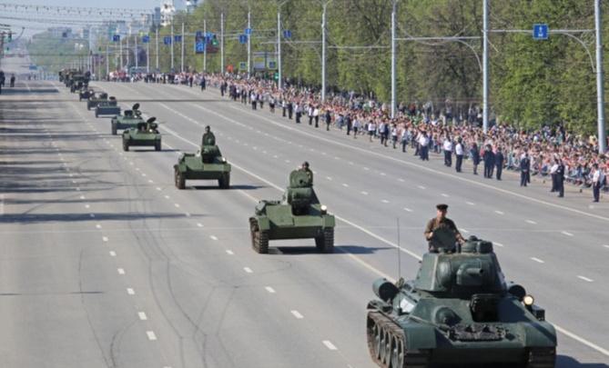 В мэрии Уфы рассказали, какие улицы перекроют в связи с Днем Победы