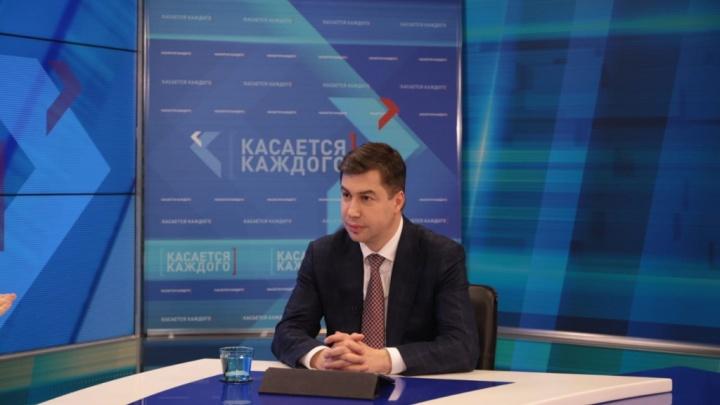 Логвиненко поручил за месяц залатать все ямы на дорогах Ростова