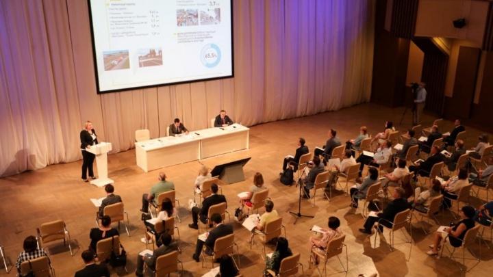 Дмитрий Миронов: «Обновленная Стратегия развития даст импульс к улучшению качества жизни в области!»