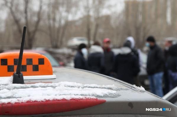 Водители выразили недовольство тарифами агрегаторов такси
