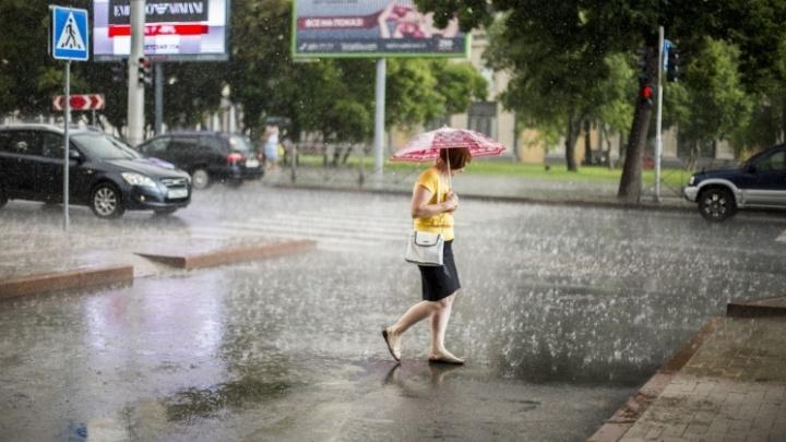 Циклон подкачивает в Новосибирск холодный воздух с северо-запада. Когда снова потеплеет?