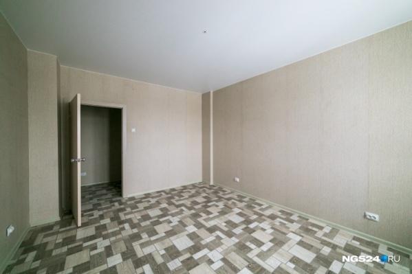 Чистовая отделка в квартирах первого сданного дома в ЖК